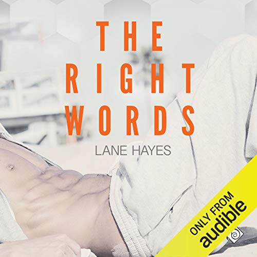 The Right Words audiobook cover art
