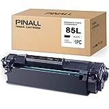 PINALL Tóner compatible con HP 285L 85L 85A para HP Laserjet Pro M1100 M1132 M1136 M1200 M1212NF M1217NFW MFP P1102W P1108 P1109W Impresora (Negro)