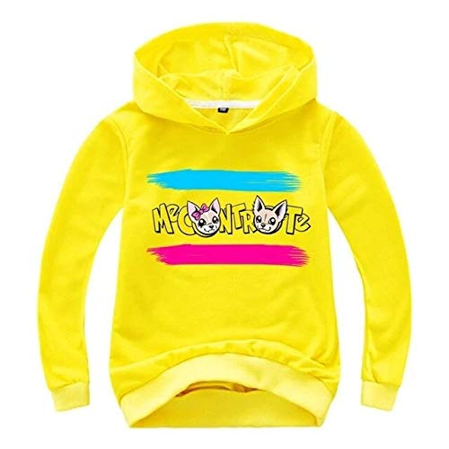 photo color 11 14 2-16Y Youtube Hot Me Contro Te Hoodie for Kids Sweatshirts Boys Hoodies Baby Girl Outfit Children Cute Coat Outwear Jumpers