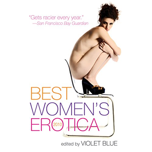 Best Women's Erotica 2010 audiobook cover art