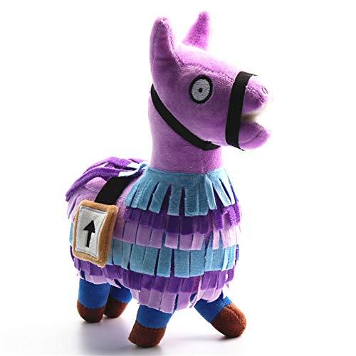 Juguetes de Peluche Troll Alpaca Rainbow Horse Regalo Cumpleaños Infantil 35Cm
