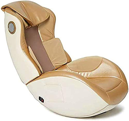 Sillón de masaje Masaje, Sofá cuello Cintura Cadera inalámbrica Bluetooth Music 3 Masaje Modos - 3D Surround Sound - Relax Sillón, Función Volver mecedora Calefacción ,Multifunción Masaje inteligente