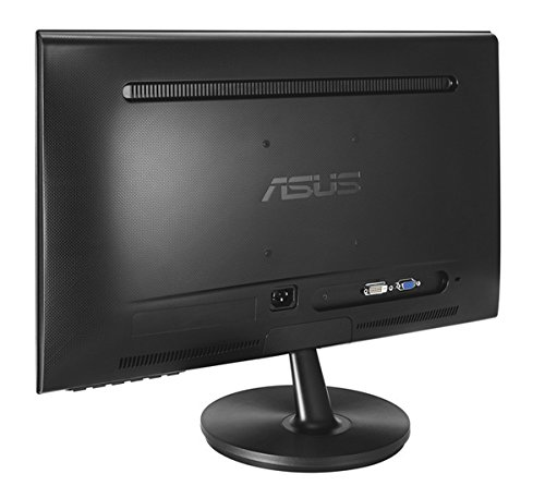 Asus VS228NE 54,6 cm (21,5 Zoll) Monitor (Full HD, VGA, DVI, 5ms Reaktionszeit) schwarz - 2