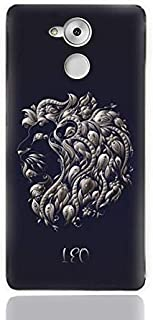 Huawei Enjoy 6s TPU Silicone Case With Zodiac Sign Leo Design