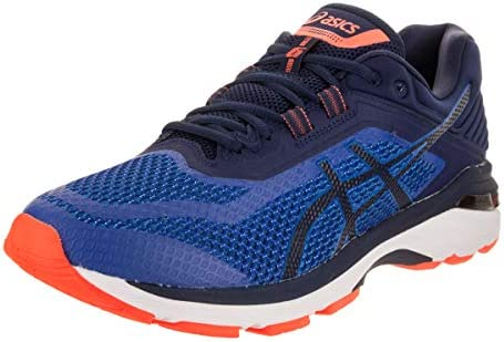 ASICS Men s GT 2000 6 Running Shoes 11M Imperial Indigo Blue Shocking product image