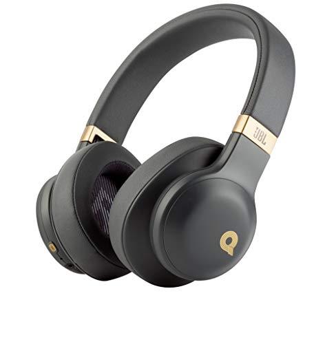 JBL JBLE55BTQEBLK E55BT Quincy Edition - draadloze Over - Ear - hoofdtelefoon zwart
