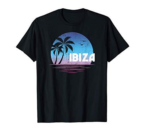 Ibiza Islas Baleares turista vacaciones Camiseta