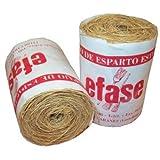 Efase Estropajo de Esparto, Multicolor, 50 g