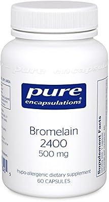 Pure Encapsulations - Bromelain 2400