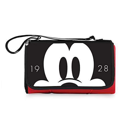 Mickey Mouse Outdoor Picnic Blanket Tote, Red Only $22.99 (Retail $33.95)