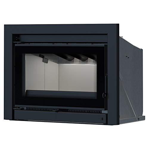 KRATKI Inserto de chimenea KDZ 6 fi 150 mm, casette cerrado