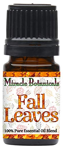 Miracle Botanicals Fall Leaves Essential Oil Blend - 100%...
