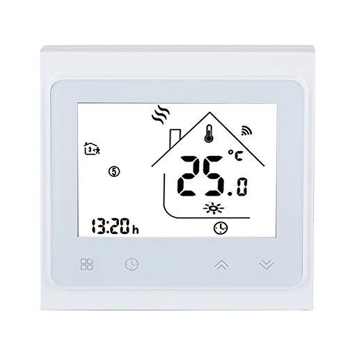 WiFi Smart Thermostat Temperaturregler LCD Display Temperaturregler für elektrische Fußbodenheizung