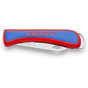 クニペックス KNIPEX 電工用折りたたみナイフ 1620-50SB 1620-50SB