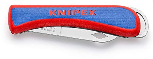 KNIPEX(クニペックス)『電工用折りたたみナイフ(16 20 50 SB)』