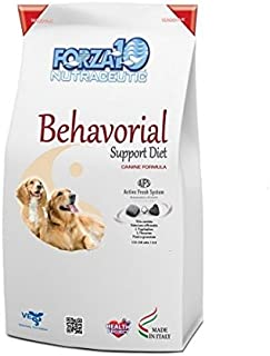Forza10 Dry Dog Food for Behavioral Support for Dogs, Single Source Protein, Limited Ingredient Dog Food, for Adult Dogs Dry Dog Food
