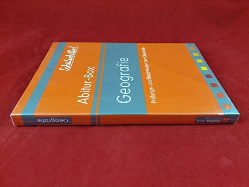Geografie - Prüfungs- und Basiswissen der Oberstufe (Die Abitur-Box)