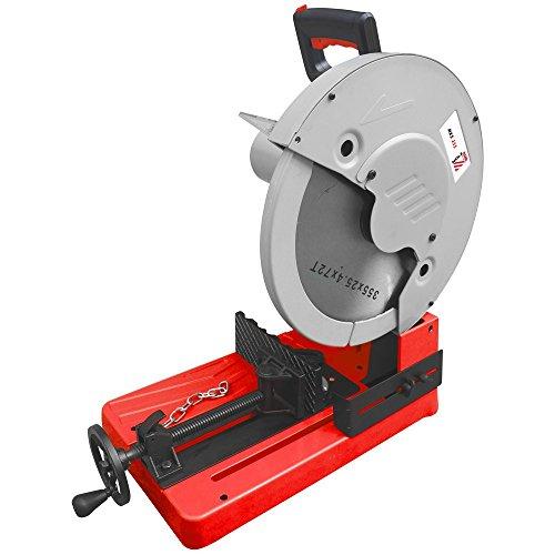 HOLZMANN MASCHINEN MKS355_230V Metalltrennsäge 355mm 25.4mm 2300W