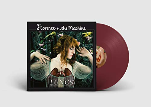 Lungs (Crimson Vinyl Ltd)