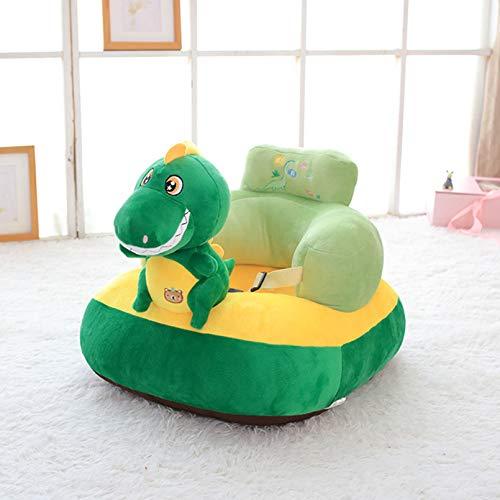 Creator-Z Baby Sitzkissen Stuhlkissen Kindersitzsack Babysessel Weiche Sitzsack,Dinosaur