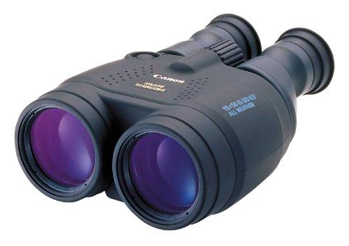 Canon 15 x 50 IS verrekijker gestabiliseerd, Standaarduitvoering, zwart