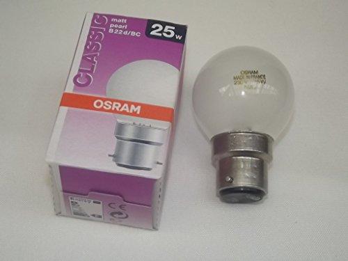 Goccia lamp. Matt 25W B22d