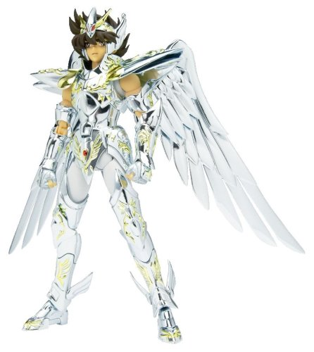 Figurine Myth Cloth Saint Seiya Edition Collector Pégase V 4 Armure Divine