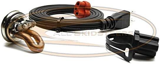 Engine Block Heater for Bobcat 751 753 763 773 7753 S130 S150 S160 S175 S185 S205 T110 T140 T180 T190 S450 S510 S530 Skid Steers   Replaces OEM # 6720736