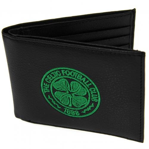 Celtic F.C - PU Wallet (EMBROIDERED)