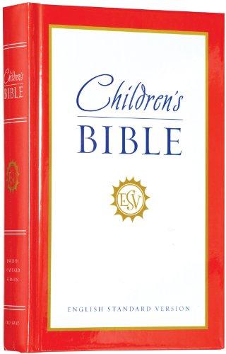 ESV Children's Bible (Red)