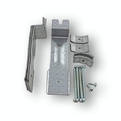 Befestigungssatz für Heizkörperverkleidungen verzinkt - Rippenheizkörper