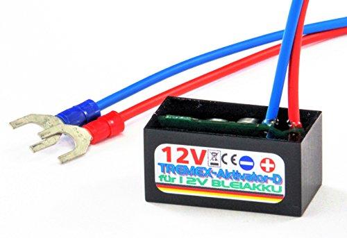 Aktivator -D Digitaler Aktivator für Blei - Auto - Motorrad - Solar Akku