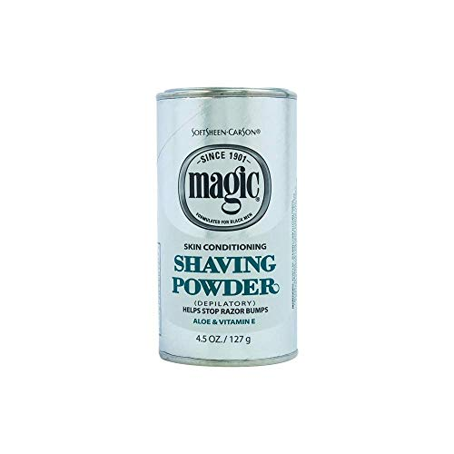 Magic Shave Powder Platinum Size: 4.5 OZ