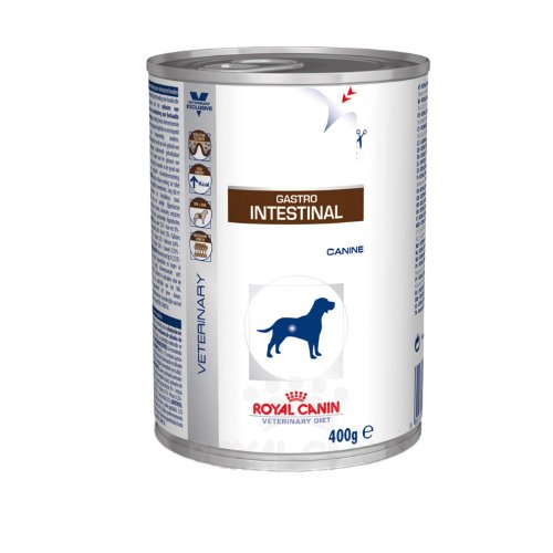 ROYAL CANIN Dog Gastro Intestinal, 1er Pack (1 x 400 g)