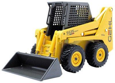 Joal - Véhicule de chantier - miniature - Mini Pelle Gehl 5635