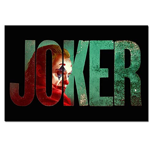 yaofale Sin Marco Movie Joker Silk Poster Joker Origin Movie Prints s Wall Art Decor Pictures...