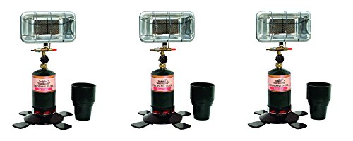 Texsport Sportsmate Portable Propane Heater (Pack of 2)