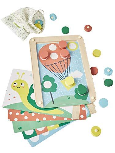 Vertbaudet Farben-Spiel für Kinder Mehrfarbig ONE Size