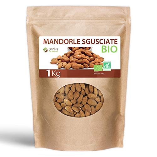 Mandorle Sgusciate Bio -1 kg