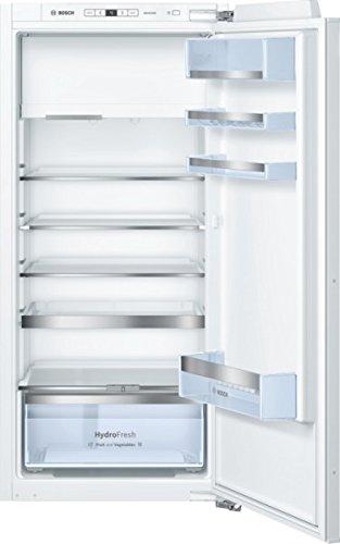 Bosch KIL42AD40 Serie 6 Einbau-Kühlschrank mit Gefrierfach / A+++ / 122,5 cm Nischenhöhe / 114 kWh/Jahr / 195 L / VitaFresh plus / VarioShelf
