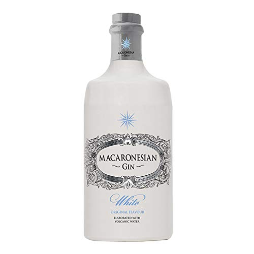 Macaronesian White Gin Ginebra 40%Vol, 70 cl