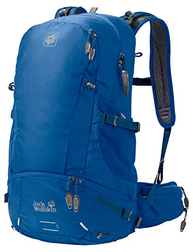 Jack Wolfskin Moab Jam 34 Outdoor Wander Rucksack, Electric Blue, ONE Size