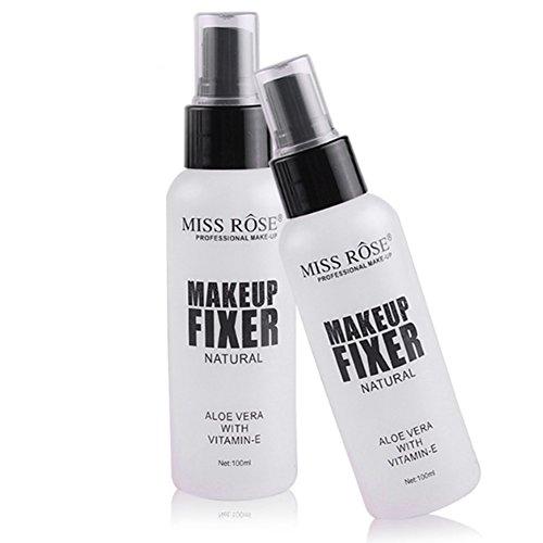 Brume de fixation de maquillage à l'aloès Vera...