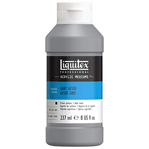 Liquitex Professional Gesso Surface Prep Medium,...