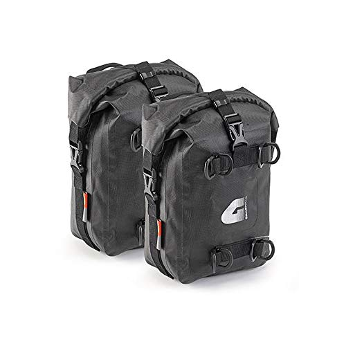 Coppia di borse universali da paramotore GIVI T513 waterproof, 5 lt