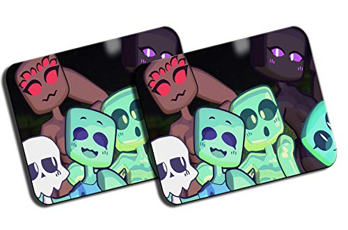 PACK 2 KLEIN MOUSEPADS WAIFUS OF THE 3D WORLD pc gamer