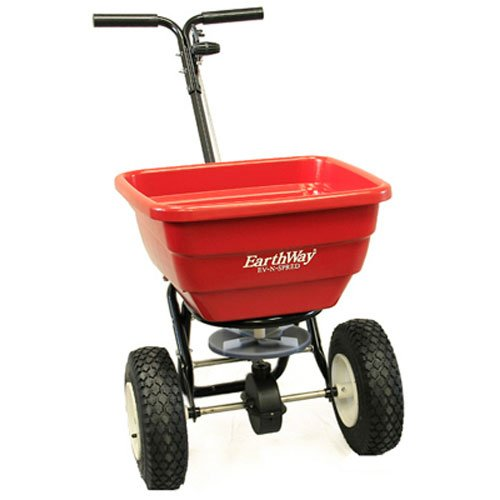 Review Earth Friendly Products F80 Broadcast Spreader
