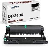 SMARTOMI DR2400 DR-2400 Tambor Compatible para Brother TN2420 para Brother HL-L2310D HL-L2350DN HL-L2370DN HL-L2375DW DCP-L2510D DCP-L2530DW MFC-L2710DN MFC-L2730DW MFC-L2750DW(No tóner)