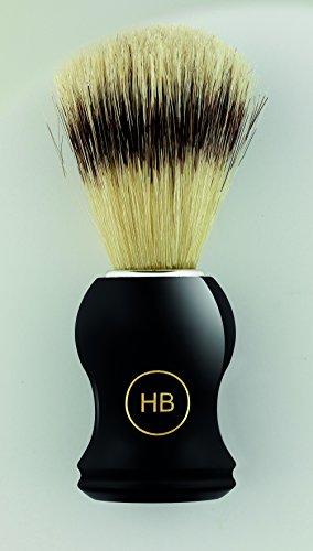 Hb 9932 Blaireau 8 cm Bois Noire