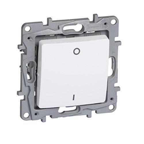 Legrand 664518Niloe Interruptor 2P Bel UW